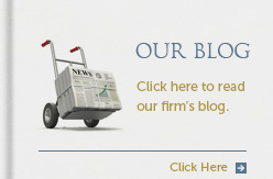 Click here to read our firm's blog.